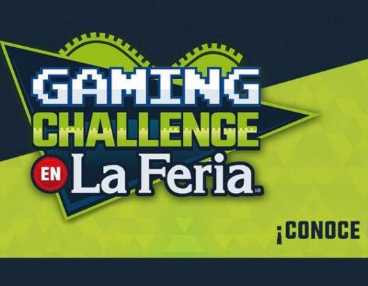 Gaming Challenge será en la Feria de Chapultepec en marzo