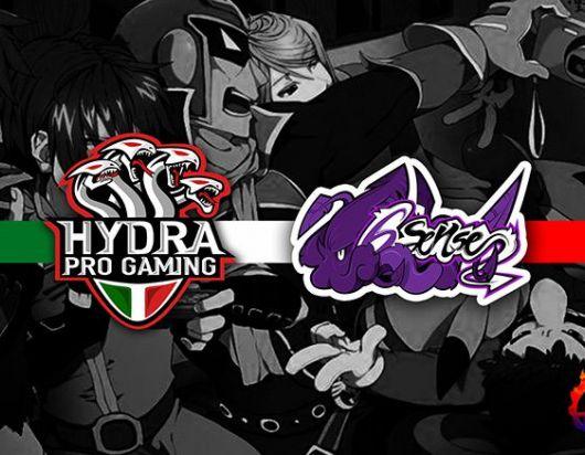 La Hydra y el Kraken apoyarán a Javi en el plano internacional
