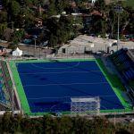 El Centro Olímpico de Hockey, utilizado en los Panamericanos de 2007, fue remodelado para Río 2016