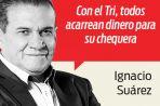 Columna Ignacio Suárez 22 de marzo de 2017