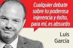Columna Luis García 28-04-2017