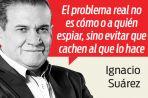 Columna Ignacio Suárez 21 de junio de 2017