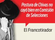 Columna de El Francotirador 04-02-2016