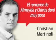 Columna Christian Martinoli 8 de febrero del 2016