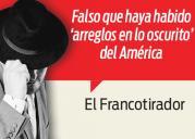 Columna de El Francotirador 09-02-2016