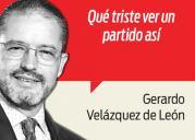 Columna Gerardo Velázquez de León 10-02-2016