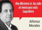 Columna Morales:  México, importante para la WWE