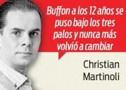 Guardián de mármol - Martinoli