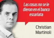 Columna Christian Martinoli 2 de mayo de 2016