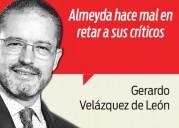 Columna de Gerardo Velázquez 03-05-2016