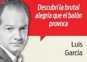 Columna de Luis García 03-05-2016