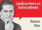 Columna Ramos Rizo Ya están los elegidos
