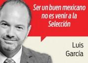 Columna de Luis García 20-05-2016