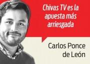 Columna de Carlos Ponce 20-05-2016