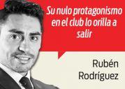 columna ruben: Benedetto se va del América
