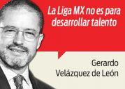 Columna Gerardo Velázquez de León 26-05-2016