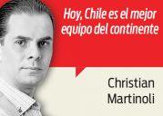 columna martinoli: Bicampeón de la Copa América