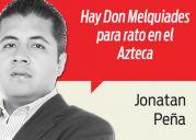 Don Melquiades seguirá hasta decisión propia Jonatan