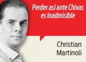 Columna Christian Martinoli 29-08-2016