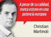 Columna Christian Martinoli 22/09/16