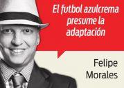 Felipe Morales La Volpe, un mes invicto con América