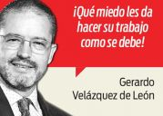 Columna Gerardo Velázquez de León 01-12-2016