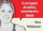 Columna Vero Velázquez 20-01-2017
