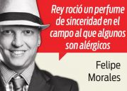 Felipe Morales Me gustó ser Luis Gabriel Rey