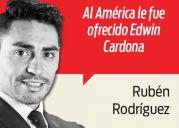 Cardona, ofrecido a préstamo al América