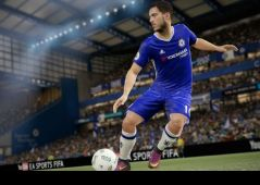Eden Hazard en FIFA 17