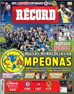 Portada Record