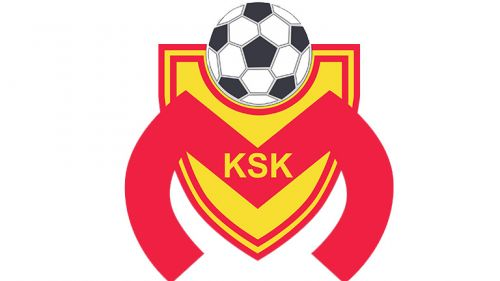 El escudo del cuadro belga, KSK Maldegem