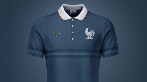 El diseño de la playera de Francia bbc14bb787830