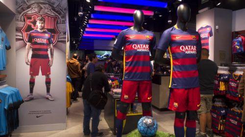 7dcea83526c76 Así luce la tienda del Barcelona