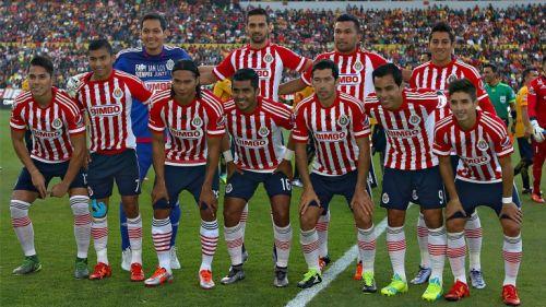 Chivas cumple tres años como el club mexicano más valioso 10fc1132d11af