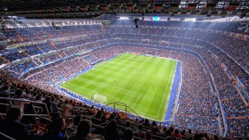 Estadio Santiago Bernabéu, descartado para Final de la Copa del Rey