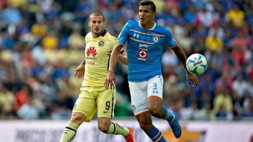Bendetto y Rodríguez en el Clásico Joven