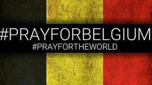 Muestras de apoyo hacia Bruselas por ataques terroristas