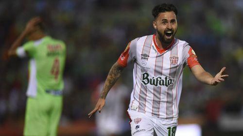 Gallegos grita con euforia gol que vale el ascenso para Necaxa