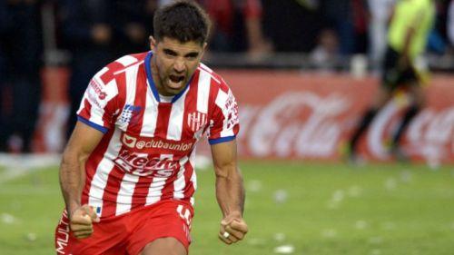 Ignacio Malcorra celebra gol