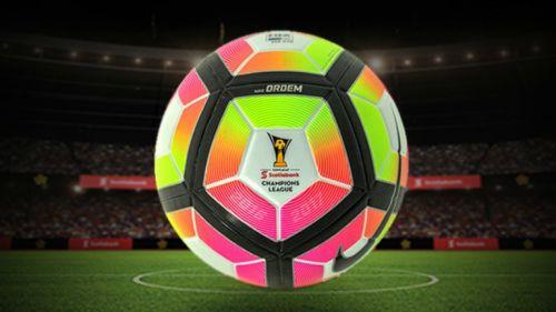 Balón Nike que se usará en la próxima Concachampions 9ee45b2e48ae8
