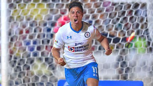 Cruz Azul Cede A Cristaldo Por Un Ano A Monterrey