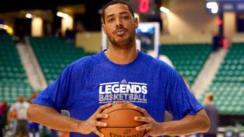 Fab Melo, exbasquetbolista de la NBA