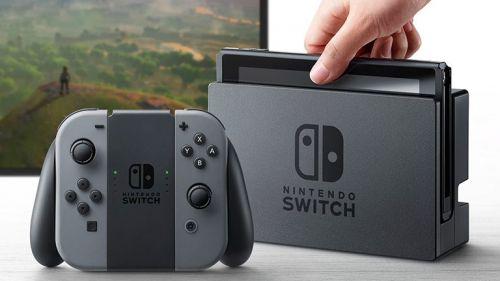 Nintendo Switch se lanzará este 3 de marzo