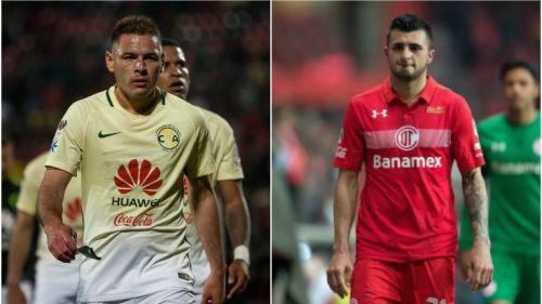 Aguilar y Triverio se lamentan tras ser expulsados