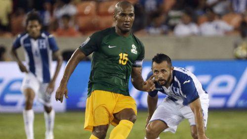 Florent Malouda durante el partido contra Honduras