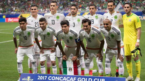 Once titular de México que enfrentó a Curazao en Copa Oro