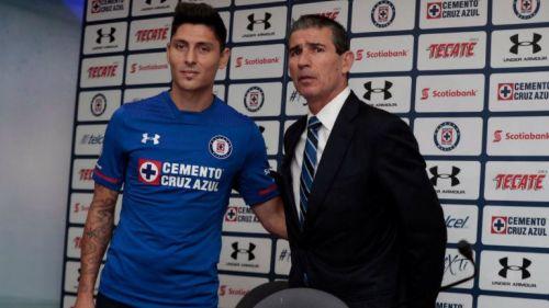 Alejandro Faurlín es presentado como último refuerzo de Cruz Azul