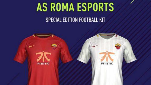 1219907921219 Así luce el uniforme de Fnatic en el nuevo FIFA 18