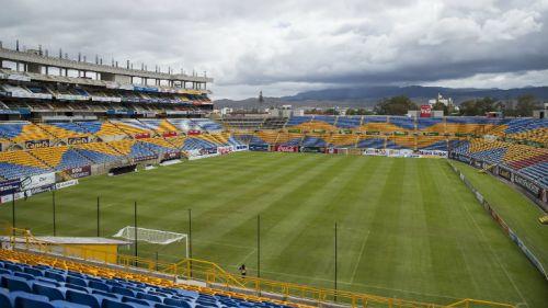 Así luce el Estadio Alfonso Lastras de San Luis